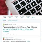 Neues Twitter Profil - Zeit für ein Impressum